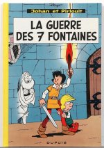 BANDES DESSINEES - Collection de Dupuis dos ronds